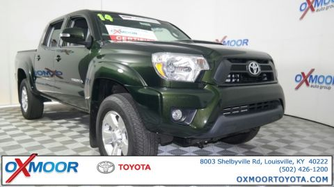 Used Toyota Tacoma Base