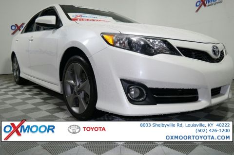 Used Toyota Camry SE Limited Edition