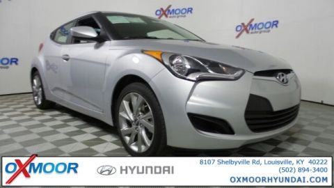 Certified Used Hyundai Veloster ECOSHIFT
