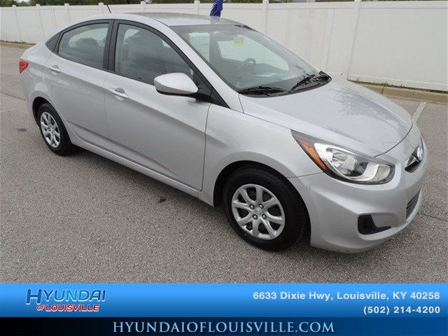Certified Used Hyundai Accent GLS
